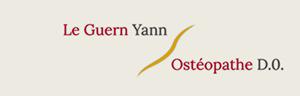 Le Guern Yann - Ostéopathe D.O.